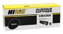 Картридж HP CB436A (Hi-Black)